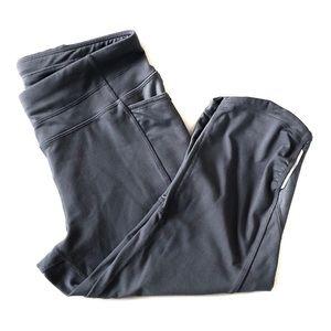 ❤️3/$30 Athleta Capri leggings. Size M